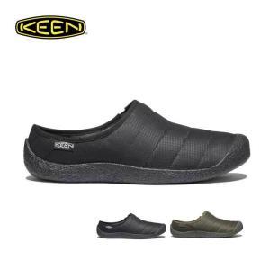 キーン スリッポン サンダル メンズ KEEN HOWSER SLIDE M'S ハウザースライド 1023439 1023438 スニーカー 靴  [200924]|shop-hood