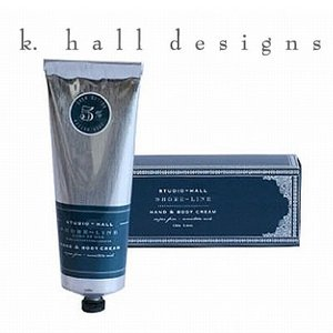 ハンドクリーム K.hall designs ケイホールデザインズ H&Bクリーム ピオニー 100g PEONY 米国製 KHALL K-HALL khall|shop-hood