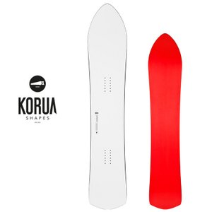 コルア スノーボード 板 KORUA SHAPES Cafe Racer 156cm 159cm キャンバー フリーライド カービング パウダー スノボ|shop-hood