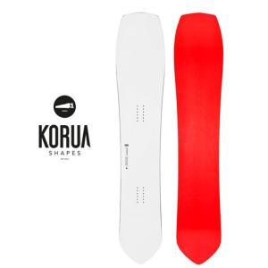 【5%還元】コルア KORUA スノーボード 板 ボード BULLDOZER 171cm スノボ 板 171  [1101] shop-hood
