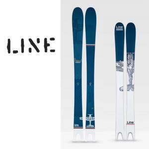 LINE Sakanaは、市場で他に類を見ない多用途のオールマウンテンスキーです。 105mmのウエ...