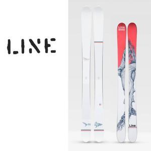 【5%還元】ライン スキー 板 LINE 19-20 [ SIR FRANSIS BACON SKI...