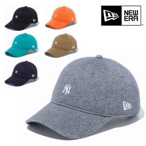 ニューエラ キャップ 帽子 メンズ レディース newera 930 NY COLOR SWEAT MINI CAP カラースウェット ニューヨーク・ヤンキース ミニロゴ  NEW ERA [0901]|shop-hood