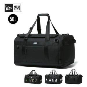 ◆CLUB DUFFLE BAG LOGO  50Lの大容量で「ニューエラ」のバッグコレクションでは...