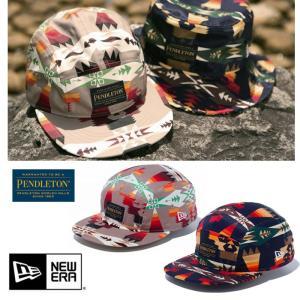 【5%還元】ニューエラ アウトドア ペンドルトン キャップ 帽子 メンズ NEW ERA OUTDOOR JET CAP PENDLETON NAVY 12110712 ジェットキャップ newera [0904]|shop-hood