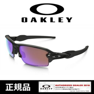 【5%還元】オークリー サングラス フラック2.0 9271-09 プリズムレンズ OAKLEY FLAK 2.0 (A) P.BLK PRZ GOLF [0820]|shop-hood