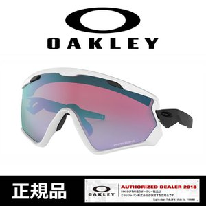 【5%還元】オークリー サングラス ウィンドジャケット2.0 9418-03 OAKLEY WIND JACKET 2.0 M.WHT PRZ S.SAPP  [0820]|shop-hood