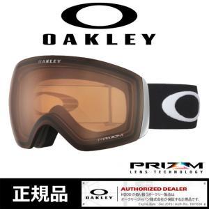 オークリー ゴーグル OAKLEY プリズム [ 7050-75 ] FLIGHT DECK M.BLK PER スノーボード スキー スノボ goggle [1025]|shop-hood