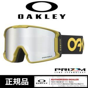 【5%還元】オークリー ゴーグル プリズム OAKLEY【晴天】19-20 [ 7070-46 ] LINE MINER FAC P.PROG スノーボード スキー goggle [0930]|shop-hood
