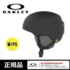 オークリー スノー ヘルメット OAKLEY MIPS [ 99505A-MP ] MOD1-ASIA FIT MIPS BLACKOUT スキー スノボ スノーボード アジアンフィット プロテクター [1025]|shop-hood