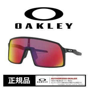 オークリー サングラス OAKLEY 9406A-0137 SUTRO(A) M.BK PR.ROAD アジアンフィット [200901]|shop-hood