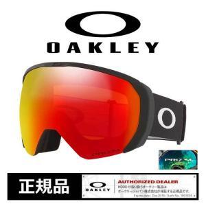 オークリー ゴーグル OAKLEY 7110-06 FLIGHT PATH XL M.BK/P.TOR スノーゴーグル  スノーボード スノボ スキー [201023]|shop-hood