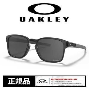 オークリー サングラス OAKLEY 9358-1855 LATCH S9(A) ラッチ アジアンフィット 黒 M.BK.INK/P.BK.POL [201119]|shop-hood
