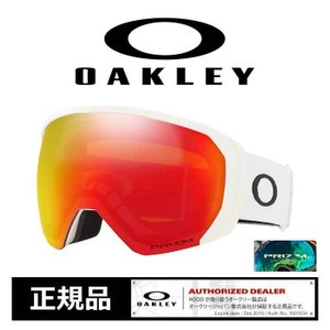 オークリー スキー スノーボード ゴーグル OAKLEY 7110-13 20-21 FLIGHT PATH XL M.WHT/P.TO.IR  グローバルフィット goggle [201225]|shop-hood