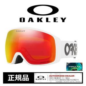 オークリー スキー スノーボード ゴーグル OAKLEY 7104-28 20-21 FLIGHT TRACKER XL FP.WT/P.T.I  グローバルフィット goggle [201225]|shop-hood
