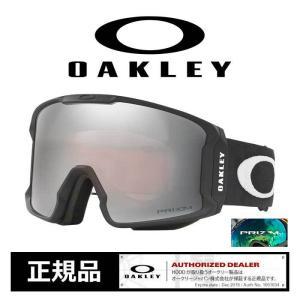 オークリー スキー スノーボード ゴーグル OAKLEY 7070-01 20-21 LINE MINER XL MBK P.BK.I  グローバルフィット goggle [201225]|shop-hood