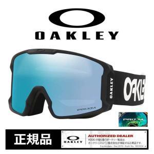 オークリー スキー スノーボード ゴーグル OAKLEY 7070-65 20-21 LINE MINER XL FP.BK P.S.I  グローバルフィット goggle [201225]|shop-hood