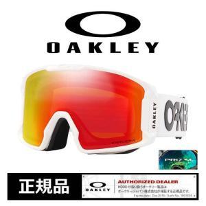 オークリー スキー スノーボード ゴーグル OAKLEY 7070-69 20-21 LINE MINER XL FP.WHT P.TO.I  グローバルフィット goggle [201225]|shop-hood