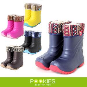 超軽量なEVAブーツに靴下感覚のインナーブーツをセット! 取り外せばレインブーツとして使用することが...
