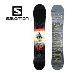 サロモン SALOMON スノーボード メンズ レディース 板 SUBJECT MEN サブジェクト...