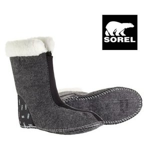 NL1005カリブー専用インナーブーツ。 しっかりと外部の冷気を遮断し、靴内部の保温性を確保。  ポ...