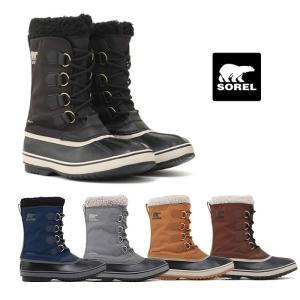 ソレル ウインターブーツ メンズ SOREL 1964 PAC NYLON NM3487 1964パックナイロン 防水 防寒靴 寒冷地 スノーブーツ 防寒ブーツ|shop-hood