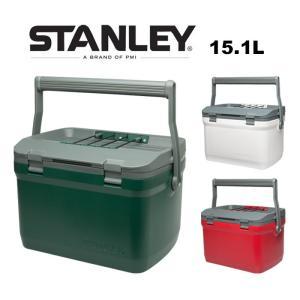 スタンレー クーラーボックス 15.1L キャンプ STANLEY 保温 保冷 バーベキュー アウト...
