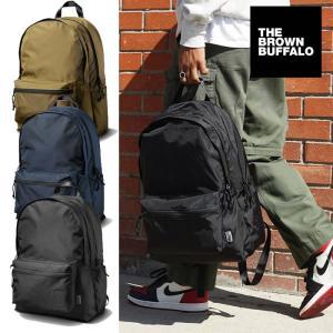 【5%還元】ブラウンバッファロー デイパック The Brown Buffalo [ STANDARD ISSUE BACKPACK ] リュック バックパック カバン [0901]|shop-hood