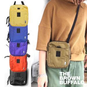 【5%還元】ブラウンバッファロー ショルダーバッグ The Brown Buffalo [ SPECIAL DELIVERY ] ショルダーポーチ [0901]|shop-hood