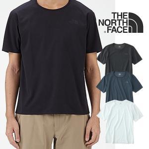 ノースフェイス メンズ Tシャツ THE NORTH FACE NT11763 T-LOUNGE S/S TEE テックラウンジショートスリーブティー 半袖 半袖Tシャツ トラベル メール便|shop-hood