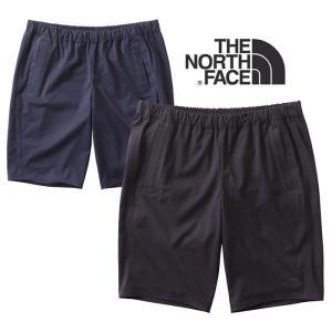 ノースフェイス ショートパンツ ハーフパンツ メンズ THE NORTH FACE [ NB41763 ] TECH LOUNGE SHORT テックラウンジショーツ [メール便][0503]|shop-hood