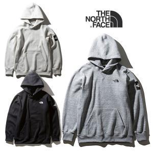 ノースフェイス パーカー フーディ THE NORTH FACE NT61835 SQUARE LOGO HOODIE スクエアロゴフーディー トップス  [0805]|shop-hood