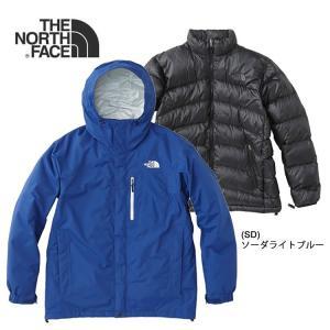 ノースフェイス 3WAY ジャケット アウター メンズ THE NORTH FACE [ NP61833 ] ZEUS TRICLIMATE JK ゼウストリクライメートジャケット [1003]|shop-hood
