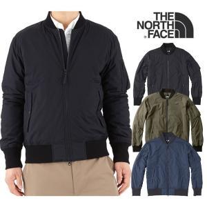 ノースフェイス アウター ジャケット メンズ THE NORTH FACE [ NY81862 TRANSIT BOMBER JK トランジットボンバージャケット MA-1タイプ[1026]|shop-hood