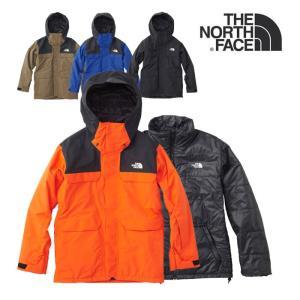 ノースフェイス アウター ジャケット THE NORTH FACE [ NS61808 ] GATEKPER TRICLI JKT ゲートキーパートリクライメイトジャケット [1119]|shop-hood