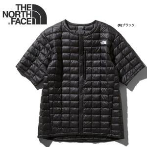 ノースフェイス 半袖 インサレーション アウター THE NORTH FACE [ NY31902 ] Red Point Very Light Tee [0215]|shop-hood
