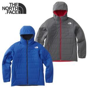 ノースフェイス アウター ジャケット リバーシブル THE NORTH FACE NY81877リバーシブルエニータイムインサレーテッドフーディ ジャケット [0505]|shop-hood