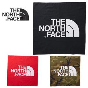 ◆TNF LOGO BANDANA  THE NORTH FACEのロゴを大きくプリントしたバンダナ...