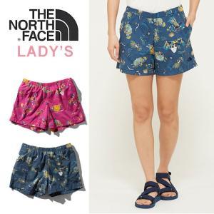 【5%還元】ノースフェイス レディース ノベルティバーサタイルショーツ ショートパンツ 半ズボン THE NORTH FACE NBW41852 [メール便][0504]|shop-hood