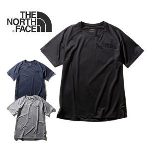 ノースフェイス Tシャツ 半袖 スポーツ THE NORTH FACE [ NT31982 ] S/S TECH CREW UVカット ランニング [メール便] [0601]|shop-hood
