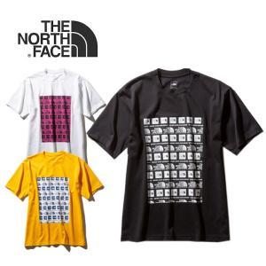 ノースフェイス Tシャツ 半袖 THE NORTH FACE [ NT31902 ] S/S TNF REPEAT TEE TNFリピーティッドロゴティー [メール便][0601]|shop-hood