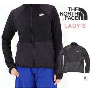 【5%還元】ノースフェイス レディース スリースジャケット THE NORTH FACE [ NLW71870 ] VERSA ACTIVE JACKET (K)バーサアクティブジャケット アウター [0803]|shop-hood