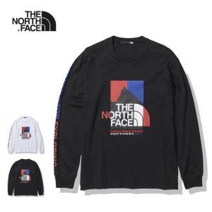 ノースフェイス ロンT 長袖 Tシャツ THE NORTH FACE NT32131 L/S Karakoram Range Tee カラコラムレンジティー  [210217] shop-hood