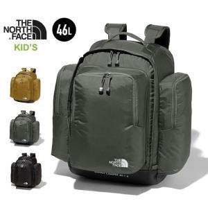 【5%還元】ノースフェイス リュック THE NORTHFACE キッズK Sunny Camper 40+6 NMJ71700 サニーキャンパー40+6 ノースフェイス northface|shop-hood