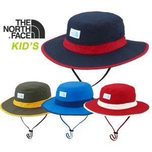 ノースフェイス キッズ 子供 帽子 ハット THE NORTH FACE K HORIZON HAT キッズホライズンハット NNJ41702 メール便