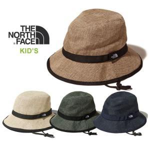 ノースフェイス キッズ ハット 帽子 THE NORTH FACE NNJ01820 KIDS' HIKE HAT サファリハット ハイクハット 折りたたみ [0402]