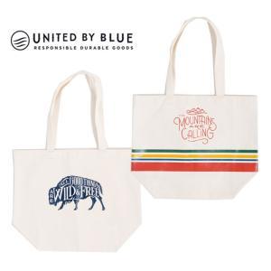 ユナイテッドバイブルー トートバッグ カバン United By Blue CANVAS TOTES United By Blue キャンバス [メール便]|shop-hood