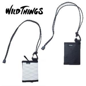 【5%還元】ワイルドシングス ショルダーポーチ 小物ケース WILD THINGS WT-380-0179 小物ケース ポーチ [メール便] [0315]|shop-hood