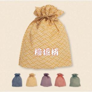 和ごころ巾着シリーズ (檜垣柄) ※50枚入|shop-inaseya