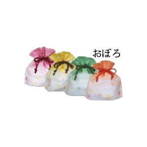 不織布巾着「おぼろ」 ※25枚入|shop-inaseya